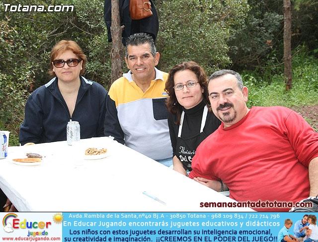 Jornada de convivencia en La Santa. Hermandades y cofradías. 18/04/2010 - 68