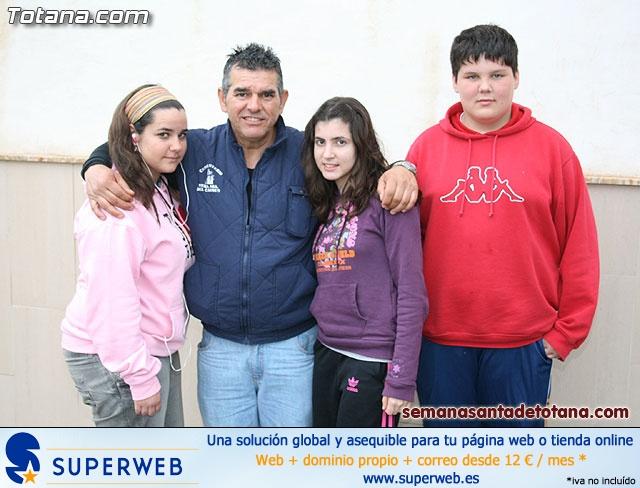 Jornada de convivencia en La Santa. Hermandades y cofradías. 18/04/2010 - 109