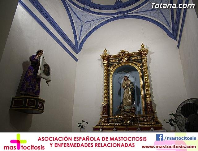 La imagen de la Verónica en la Iglesia de Santiago - 1
