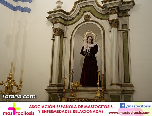 La imagen de la Verónica en la Iglesia de Santiago - 8