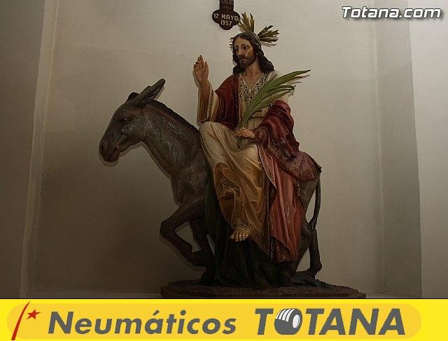 La imagen de la Verónica en la Iglesia de Santiago - 11