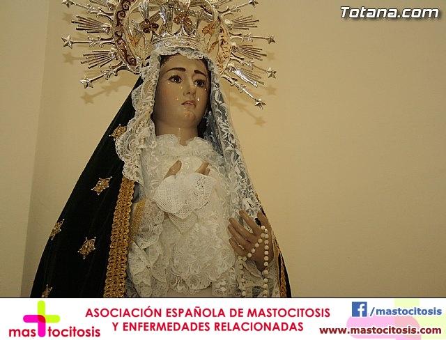 La imagen de la Verónica en la Iglesia de Santiago - 18