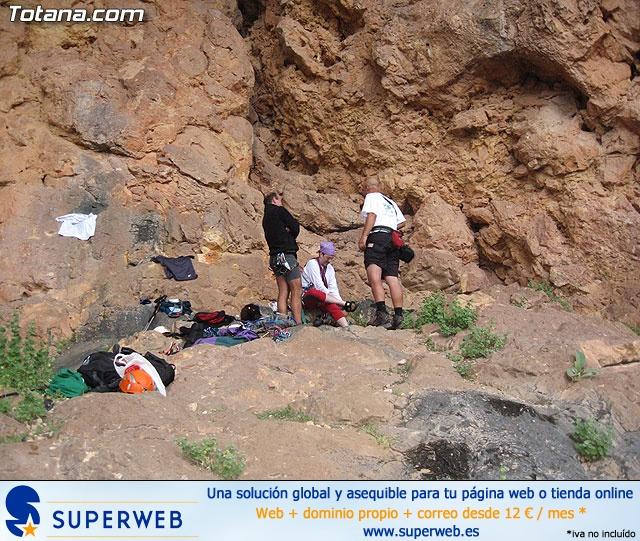 Escalada  Via Murcielago Valle de Leiva - 1