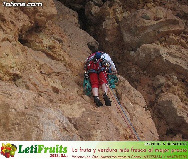 Escalada  Via Murcielago Valle de Leiva - 5