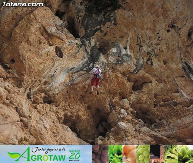 Escalada  Via Murcielago Valle de Leiva - 10