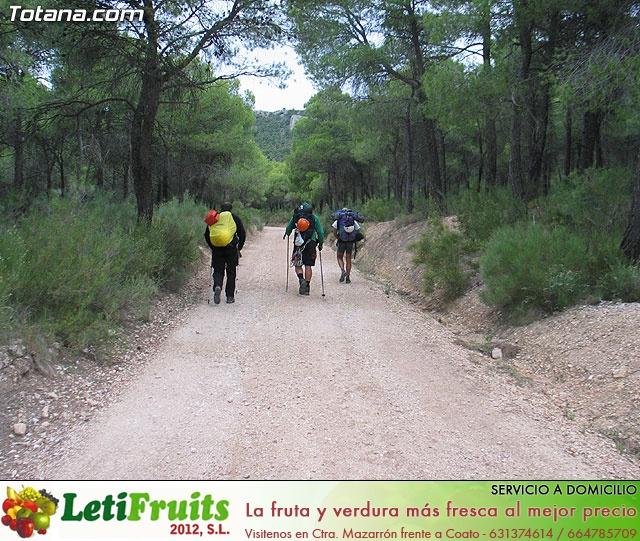 Escalada  Via Murcielago Valle de Leiva - 16