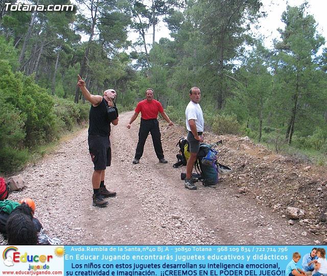 Escalada  Via Murcielago Valle de Leiva - 18