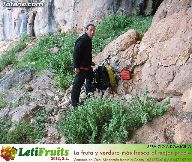 Escalada  Via Murcielago Valle de Leiva - 24