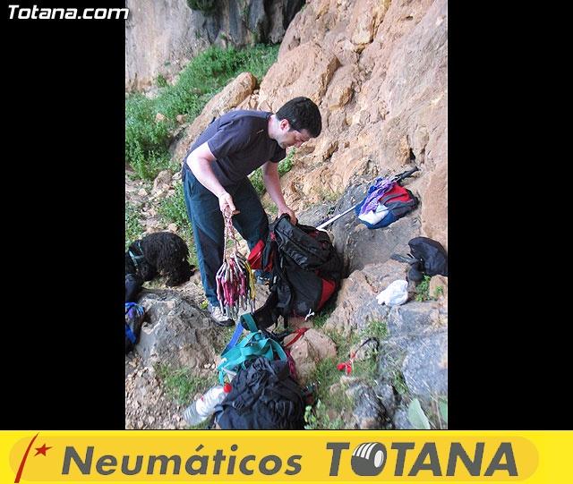 Escalada  Via Murcielago Valle de Leiva - 27