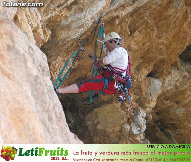 Escalada  Via Murcielago Valle de Leiva - 29