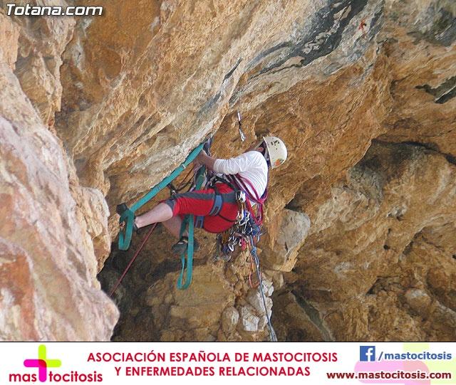 Escalada  Via Murcielago Valle de Leiva - 33