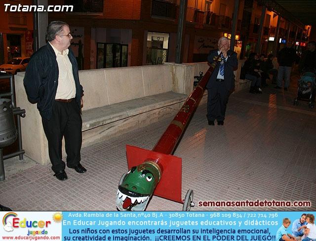 Procesión penitencial - Lunes Santo 2010 - 3