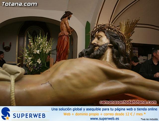 Procesión penitencial - Lunes Santo 2010 - 11