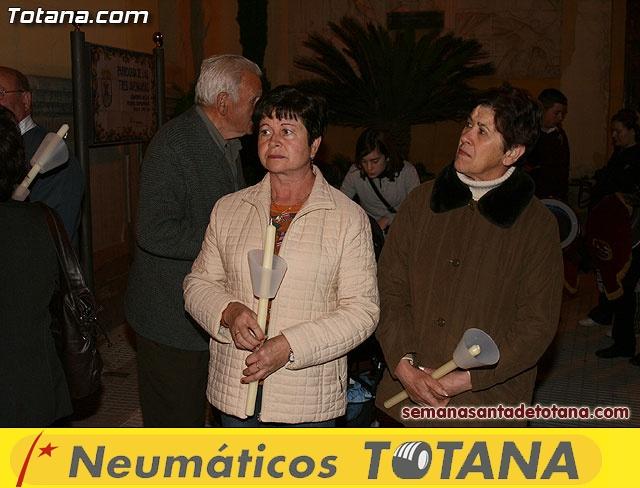 Procesión penitencial - Lunes Santo 2010 - 12