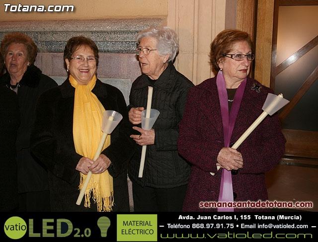 Procesión penitencial - Lunes Santo 2010 - 13