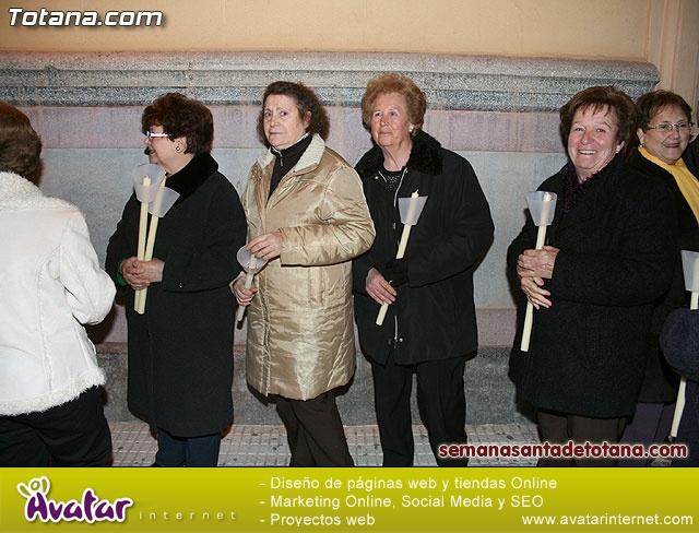 Procesión penitencial - Lunes Santo 2010 - 15