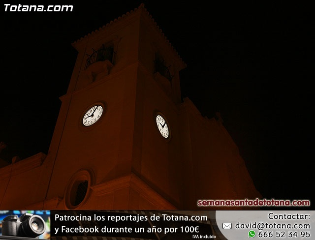 Procesión penitencial - Lunes Santo 2010 - 17