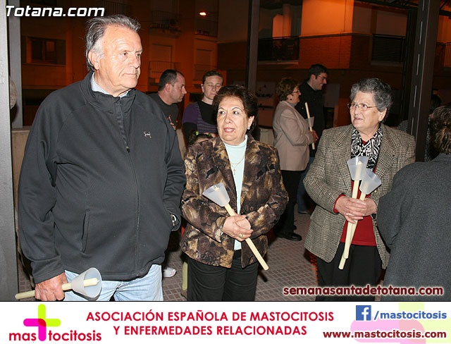 Procesión penitencial - Lunes Santo 2010 - 25