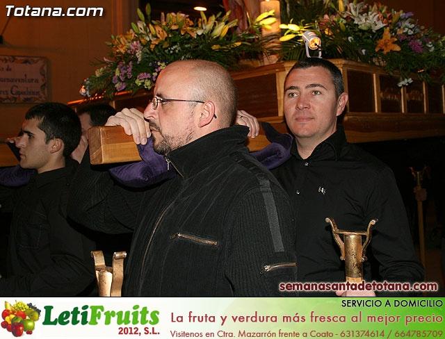 Procesión penitencial - Lunes Santo 2010 - 34