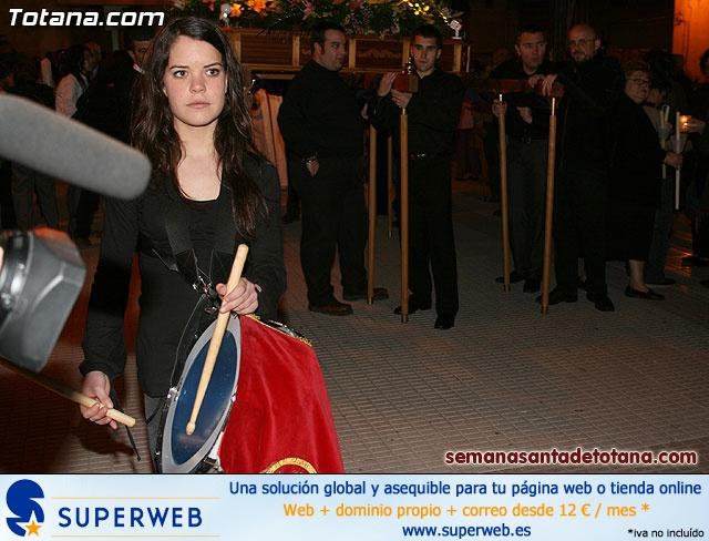 Procesión penitencial - Lunes Santo 2010 - 38