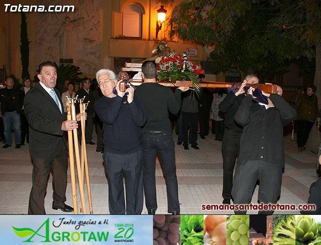 Procesión penitencial - Lunes Santo 2010 - 46