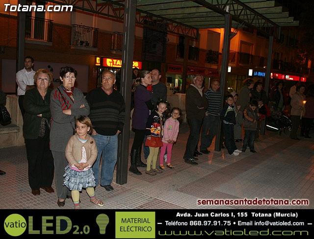 Procesión penitencial - Lunes Santo 2010 - 52