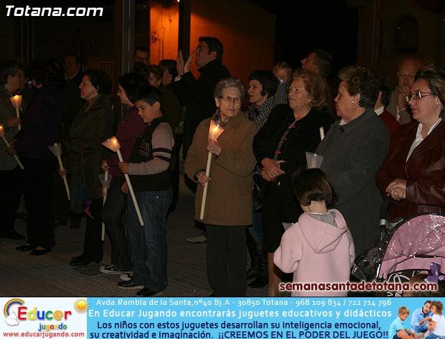 Procesión penitencial - Lunes Santo 2010 - 57