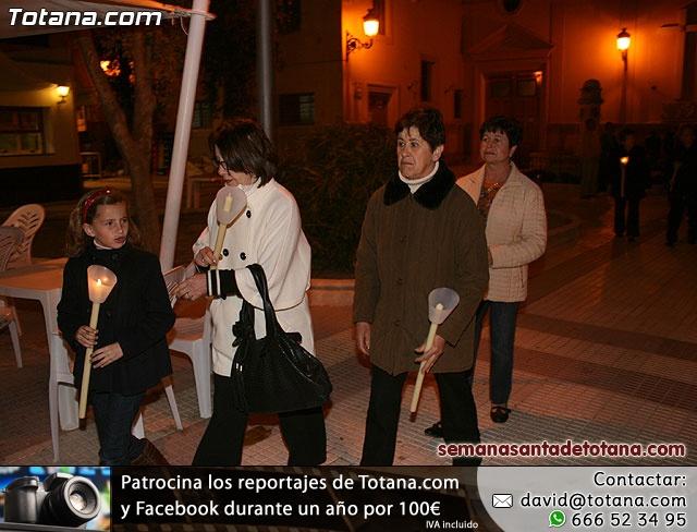 Procesión penitencial - Lunes Santo 2010 - 58
