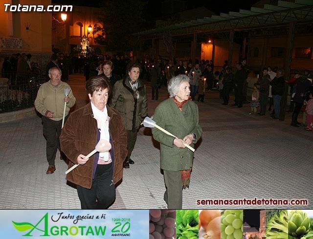 Procesión penitencial - Lunes Santo 2010 - 61