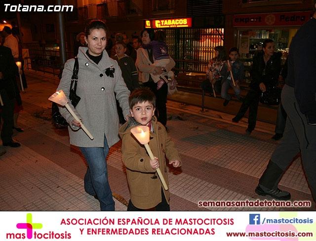 Procesión penitencial - Lunes Santo 2010 - 63