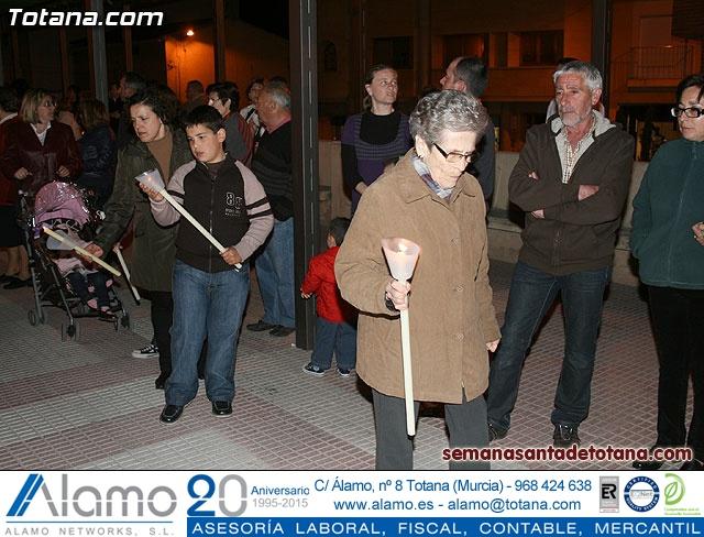Procesión penitencial - Lunes Santo 2010 - 65