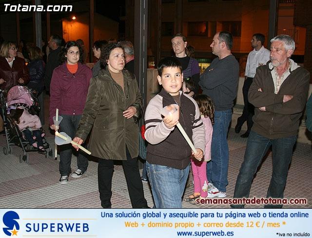Procesión penitencial - Lunes Santo 2010 - 66