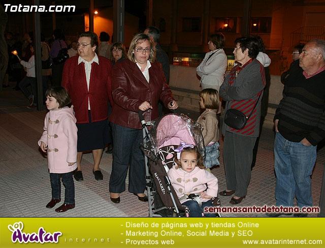 Procesión penitencial - Lunes Santo 2010 - 67