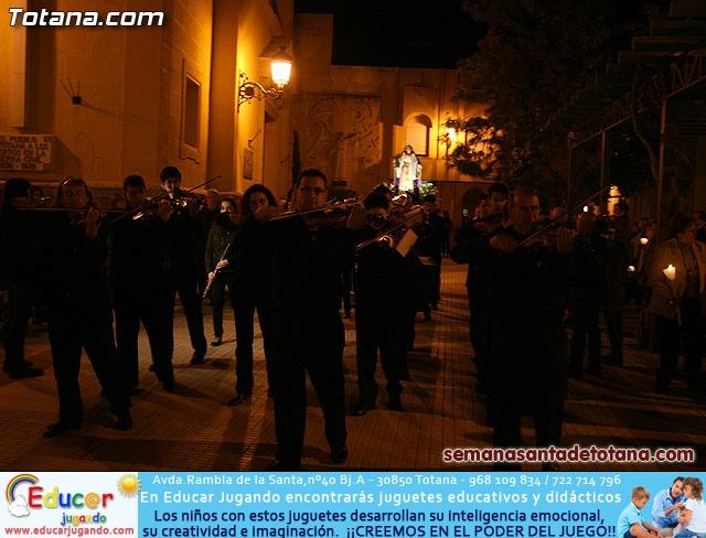 Procesión penitencial - Lunes Santo 2010 - 69