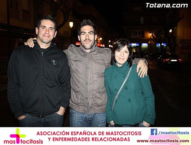 Traslado de pasos. Noche del Lunes Santo 2011 - 1