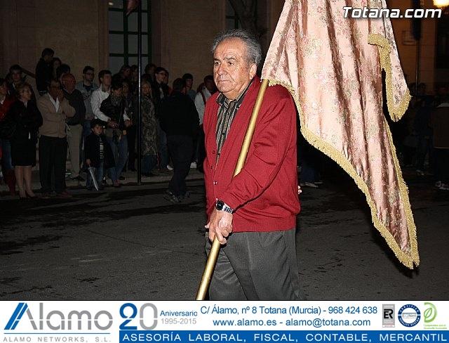 Traslado de pasos. Noche del Lunes Santo 2011 - 3