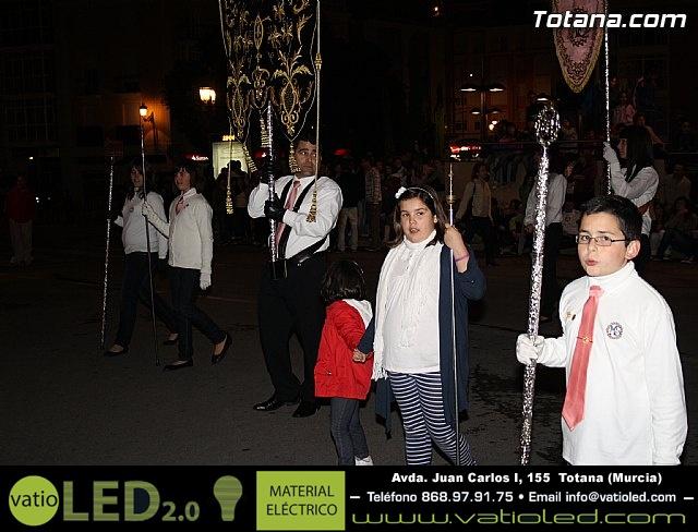 Traslado de pasos. Noche del Lunes Santo 2011 - 4