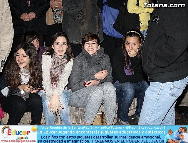 Traslado de pasos. Noche del Lunes Santo 2011 - 6