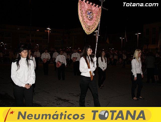 Traslado de pasos. Noche del Lunes Santo 2011 - 9