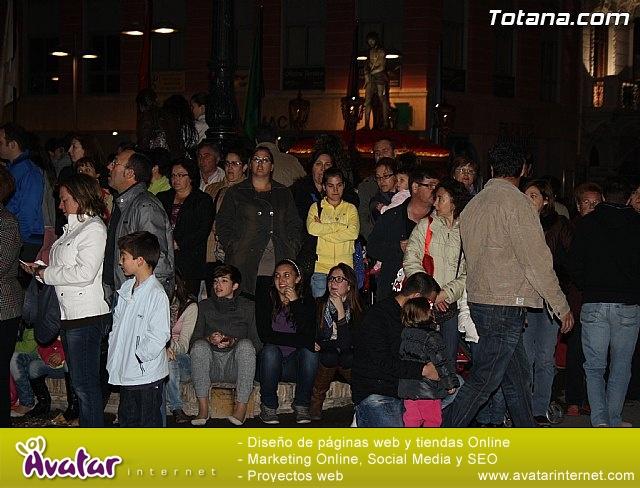 Traslado de pasos. Noche del Lunes Santo 2011 - 10