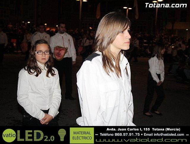 Traslado de pasos. Noche del Lunes Santo 2011 - 11