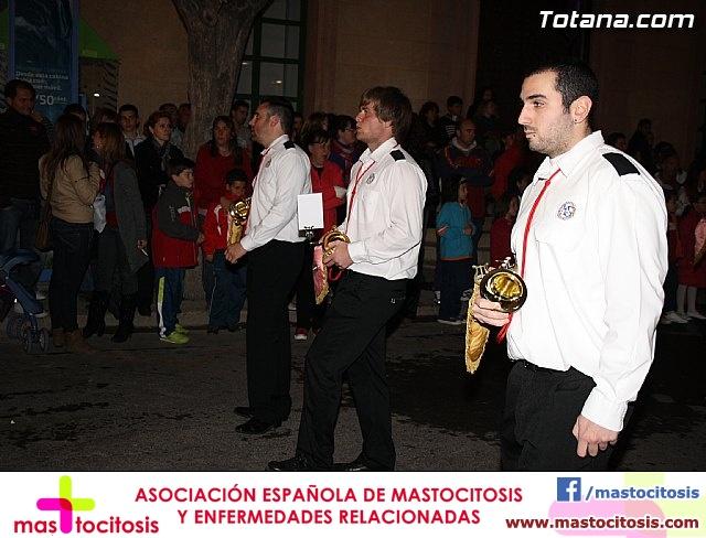 Traslado de pasos. Noche del Lunes Santo 2011 - 13