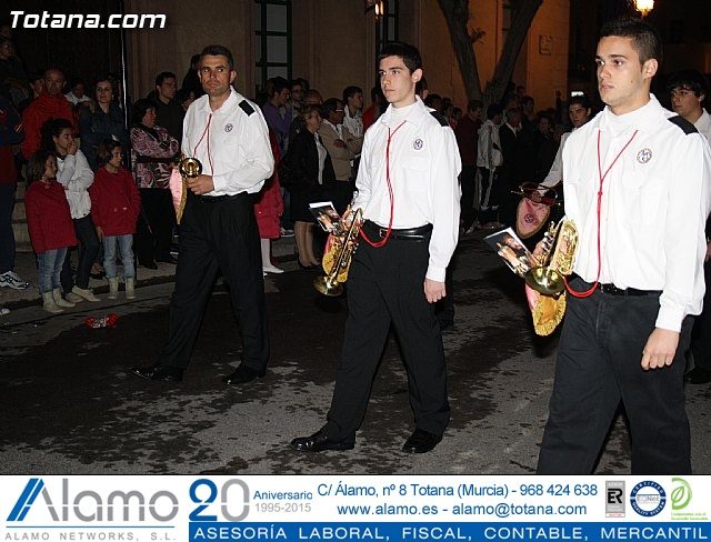 Traslado de pasos. Noche del Lunes Santo 2011 - 14