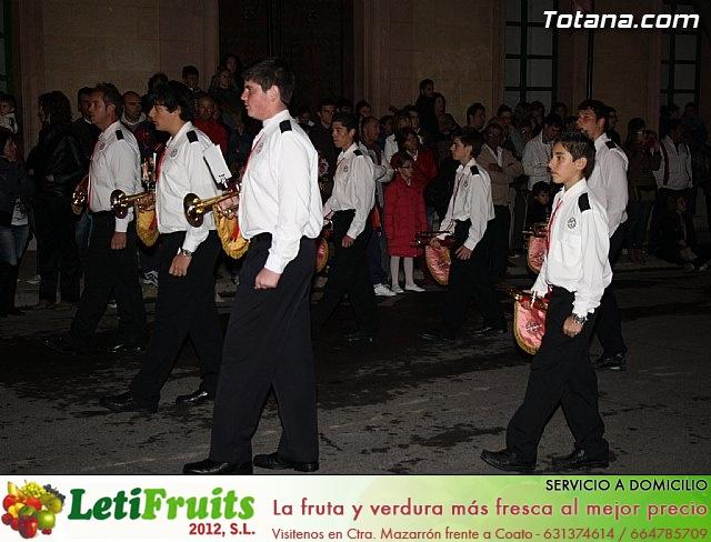 Traslado de pasos. Noche del Lunes Santo 2011 - 15