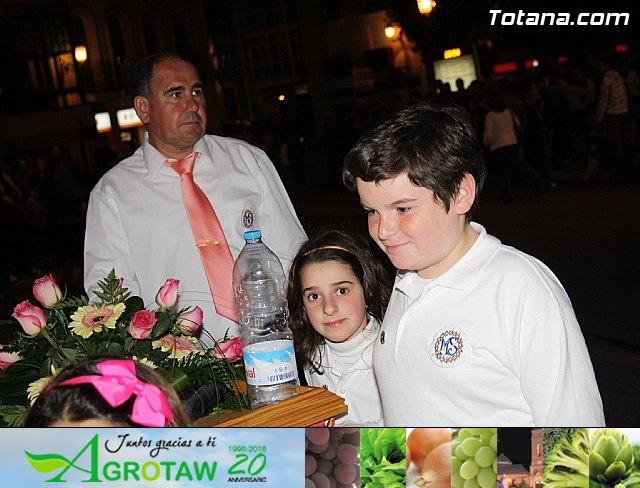 Traslado de pasos. Noche del Lunes Santo 2011 - 21