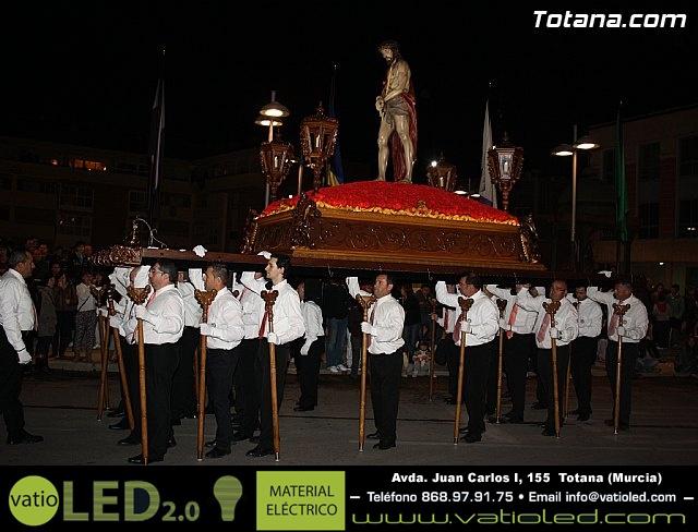 Traslado de pasos. Noche del Lunes Santo 2011 - 22