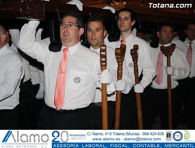 Traslado de pasos. Noche del Lunes Santo 2011 - 23
