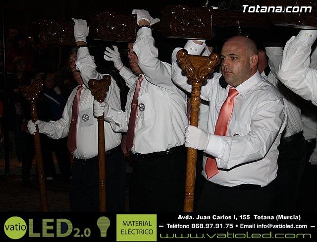 Traslado de pasos. Noche del Lunes Santo 2011 - 24