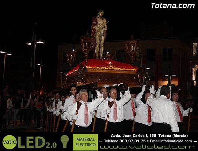 Traslado de pasos. Noche del Lunes Santo 2011 - 26