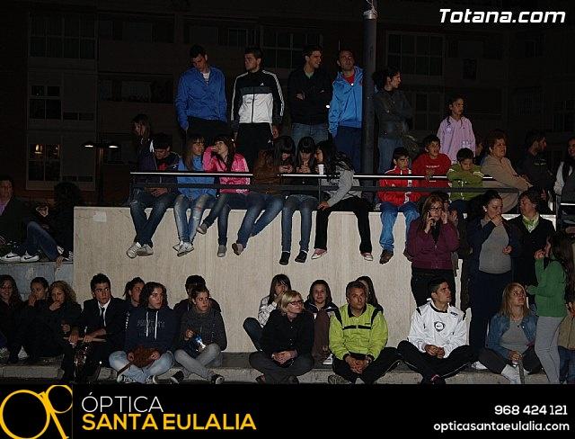 Traslado de pasos. Noche del Lunes Santo 2011 - 27